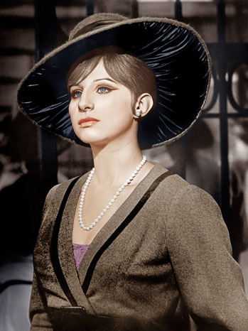 WINNER Best Actress 1968 BARBRA STREISAND FUNNY GIRL