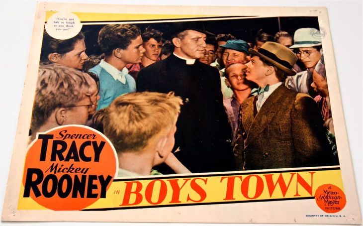 Boys Town Title Card