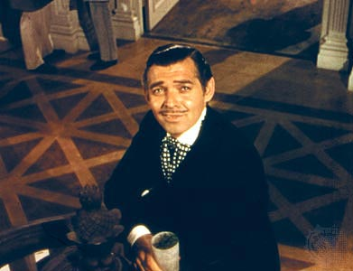 NOMINEE Best Actor 1939 CLARK GABLE 1907 - 1960 GONE WITH THE WIND