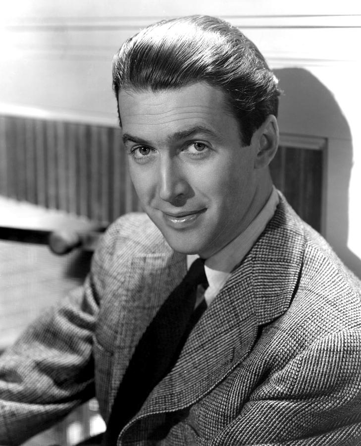 DeOSCARIZED Best Actor 1940 JAMES STEWART 1908 - 1997 THE PHILADELPHIA STORY