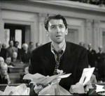 James Stewart as Jefferson Smith Mr. Smith Goes To Washington