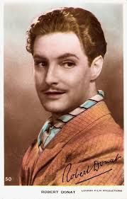 NEW Best Actor 1938 ROBERT DONAT 1905 - 1958 THE CITADEL