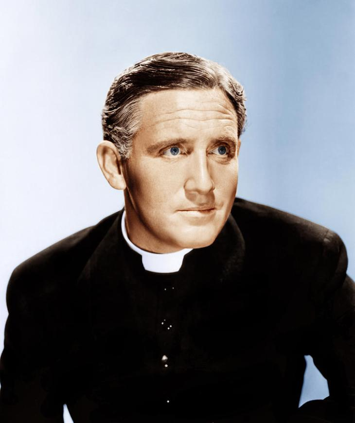 DeOSCARIZED Best Actor 1938 SPENCER TRACY 1900 - 1967 BOYS TOWN
