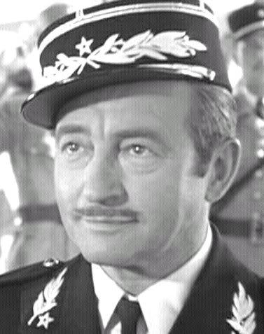 Claude Rains as Captain Louis Renault Casablanca