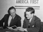 Charles A. Lindbergh The face of America First