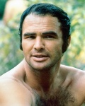 Burt Reynolds  as Lewis Medlock. Deliverance
