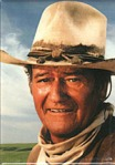 John Wayne  as Wil Andersen  The Cowboys