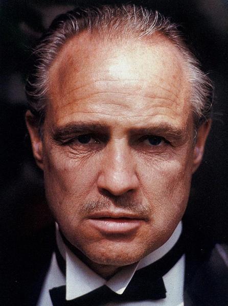 Marlon Brando   Self-DeOscarized  Best Actor 1972 The Godfather
