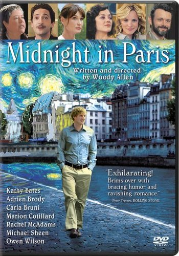 "NEW Best Picture 2011 MIDNIGHT IN PARIS GREAT ""WHAT IF...?"" MOVIE."