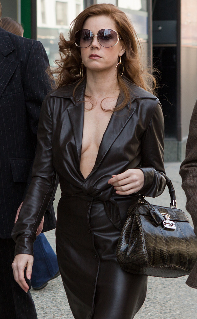 NOMINEE Best Actress 2013 AMY ADAMS AMERICAN HUSTLE