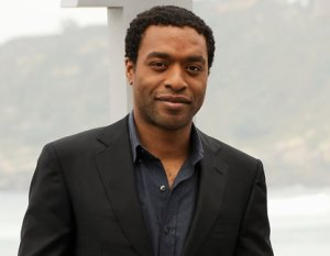 NOMINEE Best Actor 2013 CHIWETEL EJIOFOR 12 YEARS A SLAVE