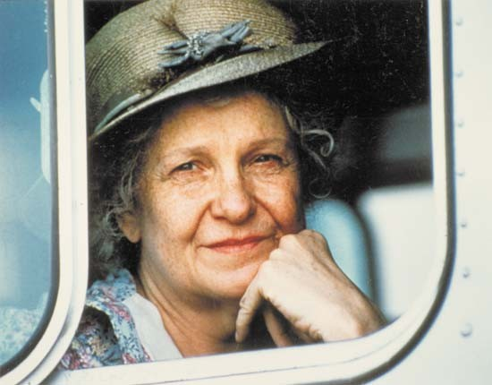 GERALDINE PAGE Best Actress 1985 THE TRIP TO BOUNTIFUL