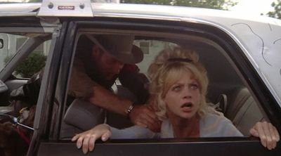 SNUBBED BY THE ACADEMY 1974 Best Actress GOLDIE HAWN THE SUGARLAND EXPRESS