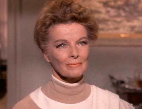 KATHARINE HEPBURN 12 NOMINATIONS 4 WINS