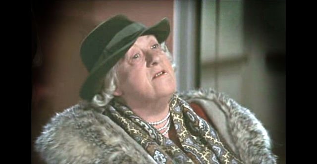 WINNER Best Supporting Actress 1963 MARGARET RUTHERFORD 1892 - 1972 THE VIPs