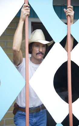 NOMINEE Best Actor 2013 MATTHEW McCONAUGHEY DALLAS BUYERS CLUB