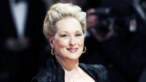 MERYL STREEP 18 NOMINATIONS  3 WINS