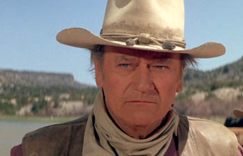 SNUBBED BY THE ACADEMY 1972 Best Actor JOHN WAYNE The Cowboys