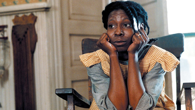 WHOOPI GOLDBERG NOMINEE Best Actress 1985 The Color Purple