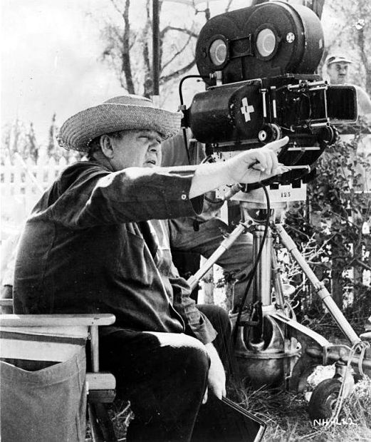 CHARLES LAUGHTON 1899-1962 Actor, Producer, Director, Lecturer