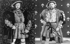 CHARLES LAUGHTON as King Henry VIII BEST ACTOR 1933