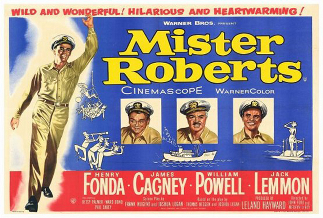 5. 'Mister Roberts,' 1955