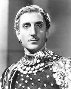 BASIL RATHBONE 1892 - 1967 NEW Best Supporting Actor 1938