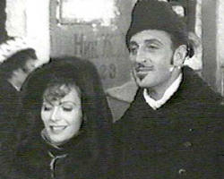 GRETA GARBO & BASIL RATHBONE ANNA KARENINA 1936