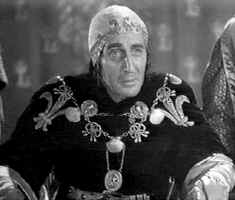 NOMINEE Best Supporting Actor 1938 BASIL RATHBONE 1892 - 1967 IF I WERE KING