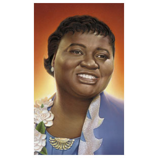 WINNER Best Supporting Actress 1939 HATTIE McDANIEL 1895 - 1952 GONE WITH THE WIND