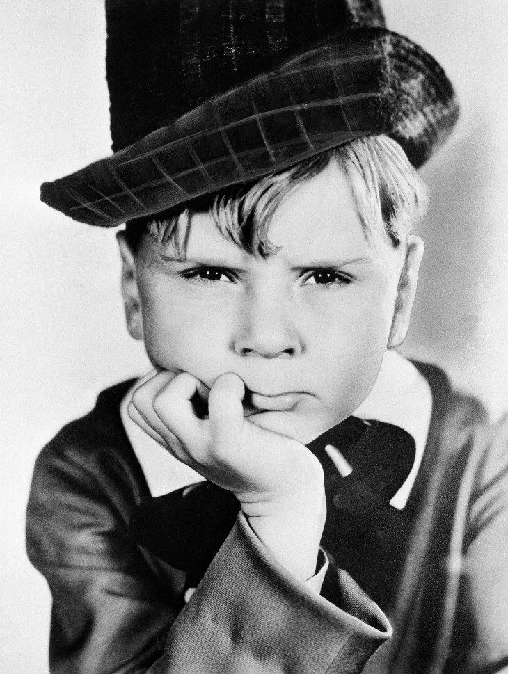 NOMINEE Best Actor 1931 JACKIE COOPER 1922 - 2011 SKIPPY