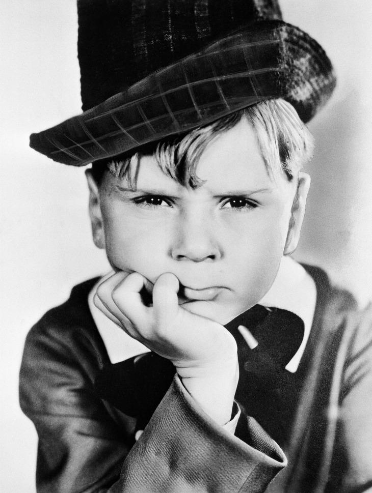 NOMINEE Best Actor 1931 JACKIE COOPER 1922 - 2011 SKIPPY