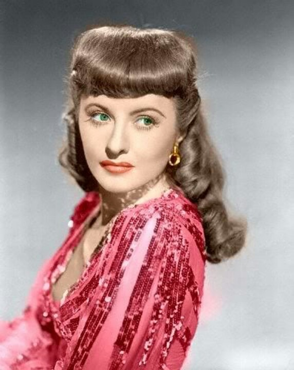 NOMINEE Best Actress 1941 BARBARA STANWYCK 1909 - 1990 BALL OF FIRE