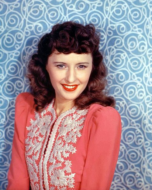 NEW Best Actress 1941 BARBARA STANWYCK 1907 - 1990 MEET JOHN DOE