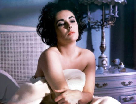WINNER Best Actress 1960 ELIZABETH TAYLOR 1932 - 2011 BUTTERFIELD 8