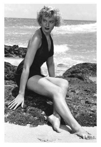 NOMINEE Best Actress 1953 DEBORAH KERR 1921 - 2007 FROM HERE TO ETERNITY