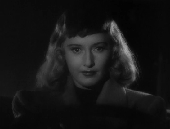 NOMINEE Best Actress  1944 BARBARA STANWYCK 1907 - 1990 DOUBLE INDEMNITY