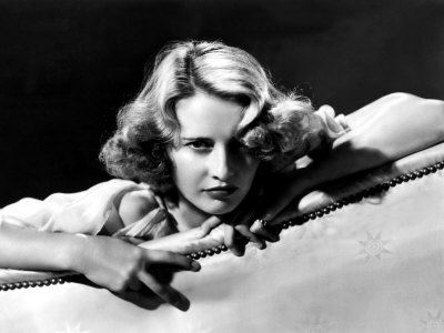 NOMINEE Best Actress 1938 BARBARA STANWYCK  1907 - 1990 STELLA DALLAS