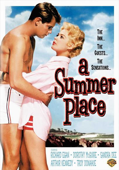SNUBBED By The ACADEMY Best Original Song A SUMMER PLACE #1 on BILLBOARD 9 CONSECUTIVE WEEKS!