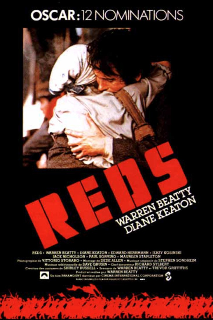 NOMINEE Best Picture 1981 REDS
