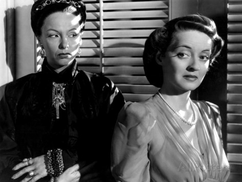 GALE SONDERGAARD & BETTE DAVIS (1908-1989) THE LETTER (1940)
