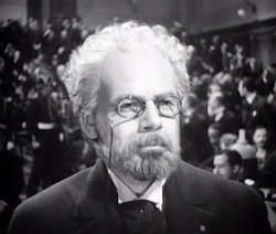 NOMINEE Best Actor 1937 PAUL MUNI 1895-1967 THE LIFE OF EMILE ZOLA