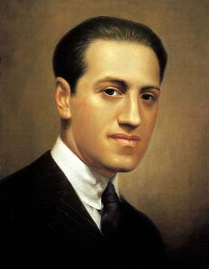 GEORGE GERSHWIN 1898-1937 Composer THEY CAN'T TAKE THAT AWAY FROM ME