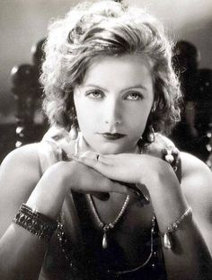 Greta Garbo 1905-1990 Retired: 1941