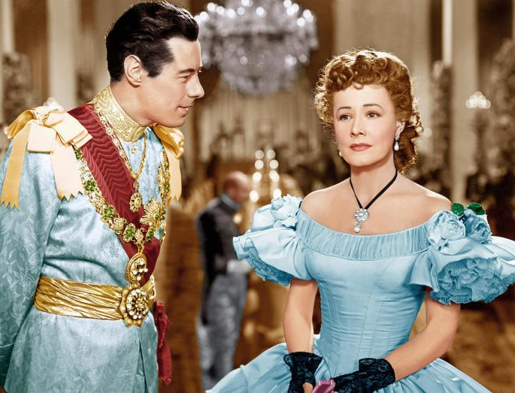 Rex Harrison & Irene Dune in Anna and the King of Siam.  SNUBBED BY THE ACADEMY