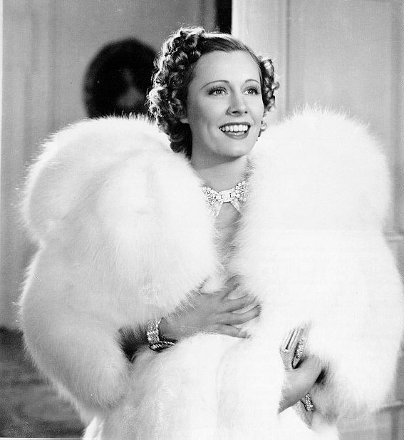 NOMINEE Best Actress 1937 IRENE DUNNE 1898-1990 THE AWFUL TRUTH