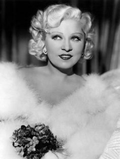 "MAE WEST  1893-1980 on being  BOX OFFICE POISON ""The only picture to make real money was Snow White and the Seven Dwarfs, and that would have made twice as much if they'd had me play Snow White."""