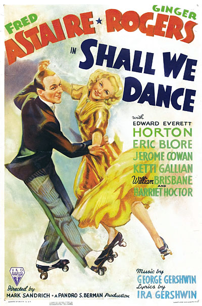SHALL WE DANCE 1937 BUDGET: $991,000 GROSS: $1,275,000 PROFIT: $413,000 Fred Astaire received 10% of the profits of all his films at RKO