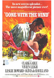 WINNER BEST PICTURE 1939 GONE WITH THE WIND #1 AT THE BOX OFFICE $390 MILLION