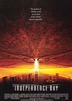 #1 AT THE BOX OFFICE 1996 INDEPENDENCE DAY $817.4 MILLION
